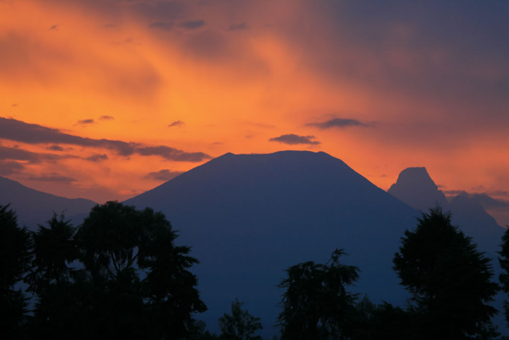 The Volcanoes of Rwanda