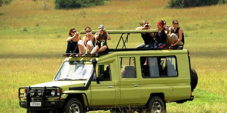 Uganda Self Drive